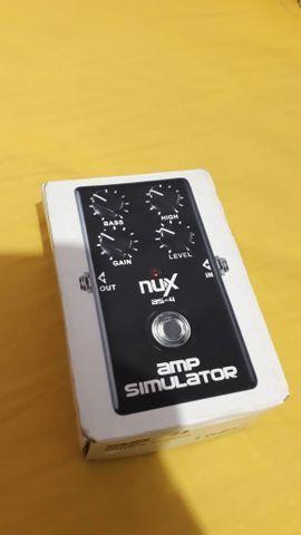 Pedal Amp Simulator Nux
