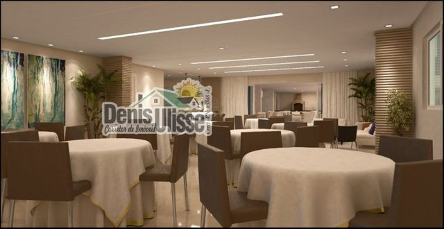 Lançamento Residencial Dix -Neuf Rosado - Foto 6