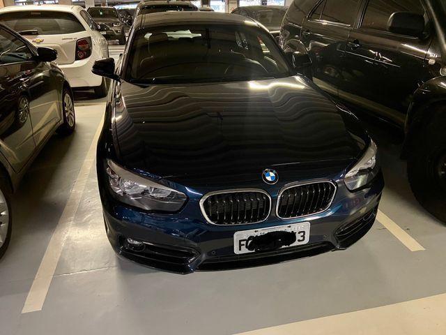 BMW 120i Azul