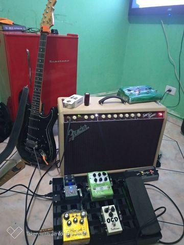 Amplificador fender super Sonic 60 w - Foto 5