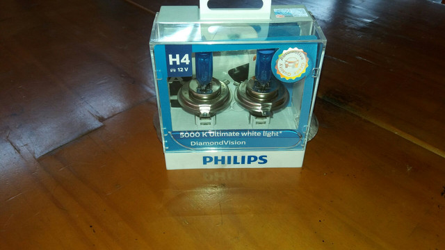Lâmpadas Philips Super Branca