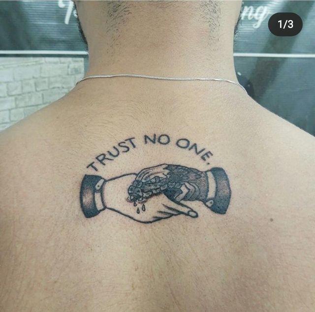 Tattoo - venda ou troca - Foto 5