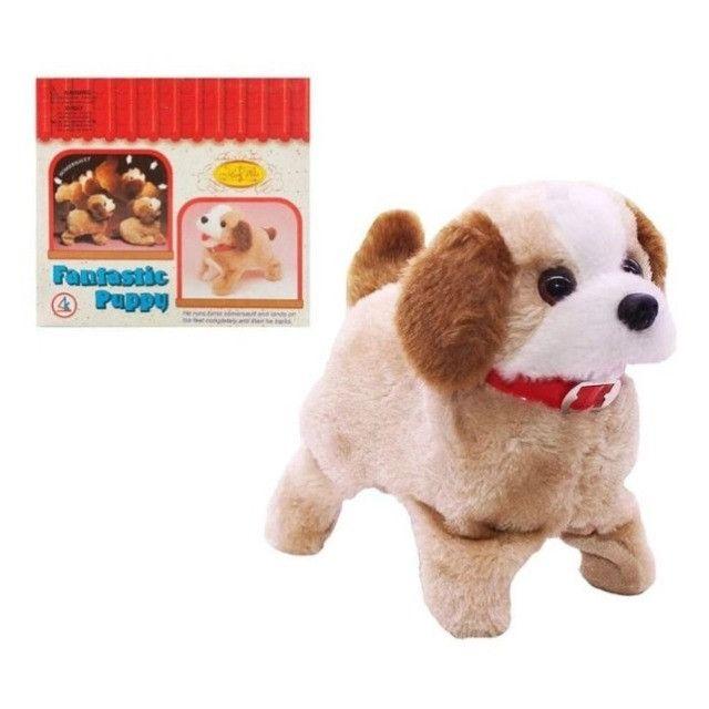 Cachorrinho Pelucia Puppy