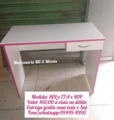 Fabricamos mesas em mdf