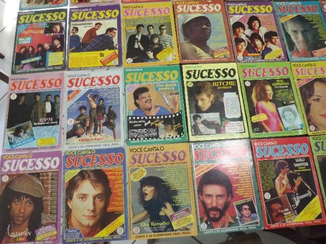 Revista Você Canta O Sucesso Coleção 38 Volumes - Foto 3