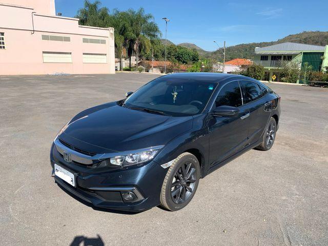 Honda Civic ELX CVT 2020 - Foto 6