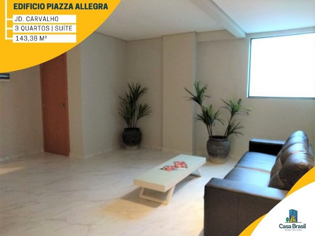 Apartamento para a locação em Ponta Grossa - Jd. Carvalho - Foto 3