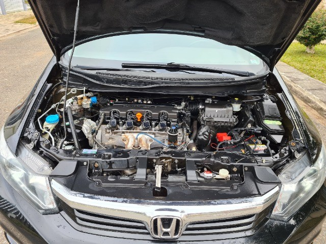 Civic lxr 2.0 automático 2014 - Foto 16