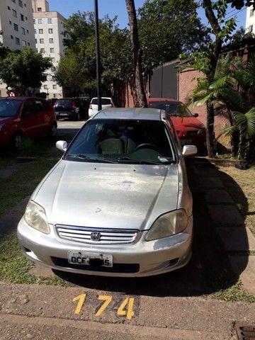 Civic LX - Ano: 00/00 - 1.6 - Automático - R$ 9.500,00 - Foto 2
