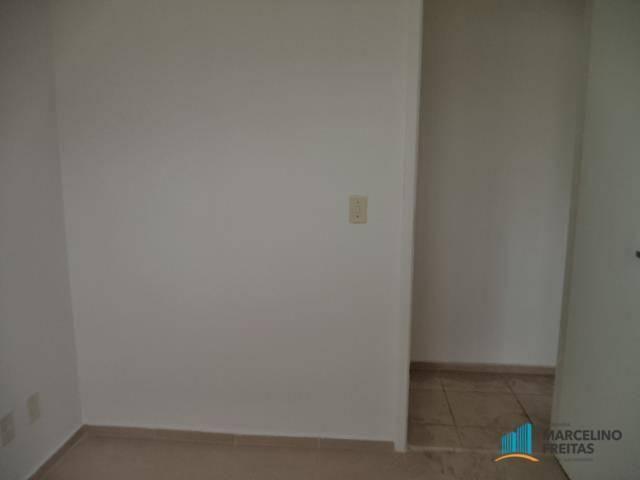 Apartamento com 3 dormitórios à venda, 101 m² por R$ 240.000,00 - Mondubim - Fortaleza/CE - Foto 14