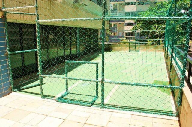 Apartamento com 4 quartos para alugar, 170 m² por R$ 6.000/mês com taxas- Boa Viagem - Rec - Foto 20