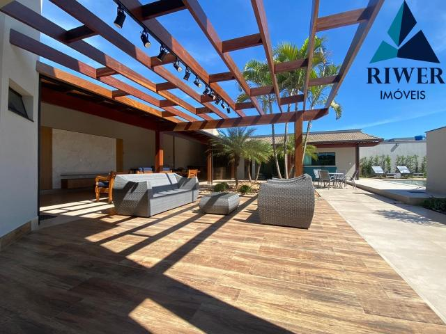 Luxo! Casa perfeita e mobiliada em Vicente Pires! 4 suites, revestimentos e materiais de p