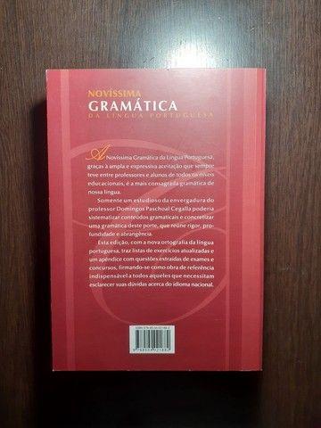 Livro Gramática prof. Cegalla Pouco usado - Foto 3