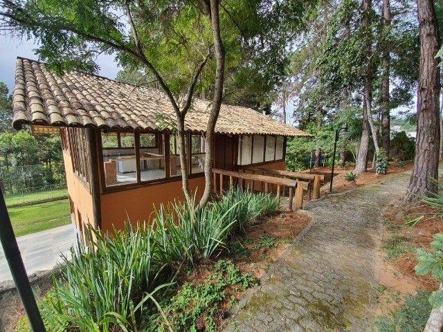 Vendo Lote 2.500 M² com Vista Eterna para Pedra Azul - Condomínio Cerro Azul - Foto 8