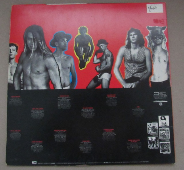 Oferta!! Lp Red Hot Chili Peppers - What Hits -1992 - Foto 2