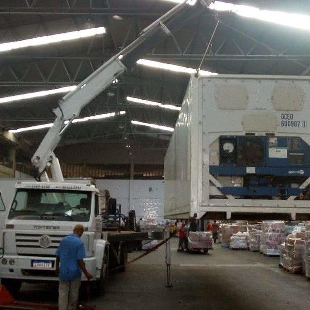 Container  transporte içamentos  - Foto 6