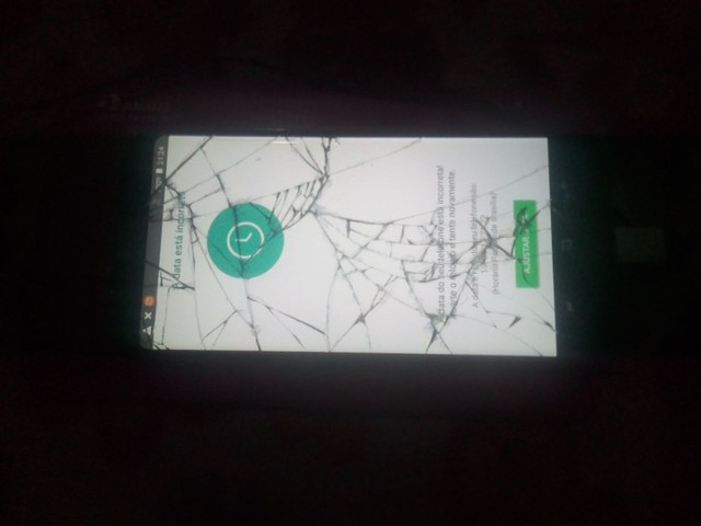 S9 +plus 128G pra trocar cm tela trincada - Foto 5