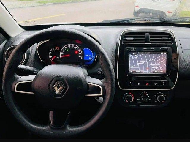 Renault Kwid 1.0 12V Sce Flex Intense Manual  - Foto 10
