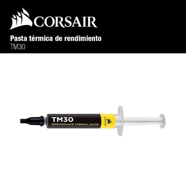 Pasta Térmica Corsair Tm30 Alta Performance 3g`- Loja Natan Abreu  - Foto 3