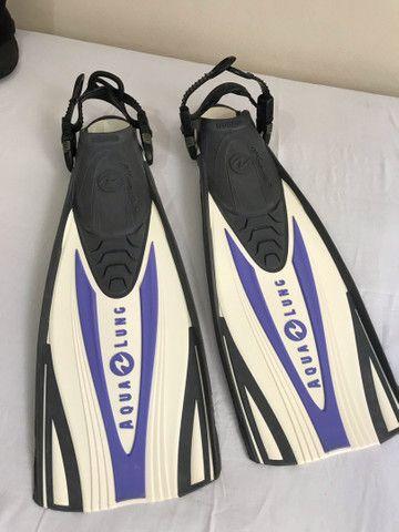 Kit de mergulho aqualung  - Foto 2