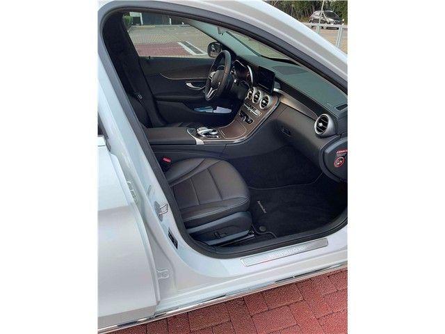 Mercedes-benz C 180 2019 1.6 cgi flex exclusive 9g-tronic - Foto 9