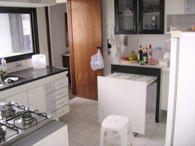 Apartamento para aluguel com 174 metros quadrados com 4 quartos em Candeal - Salvador - BA - Foto 5