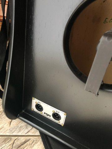 [NOVO] Cajon FSA Fe3301 + Bag + Vassourinhas de aço - Foto 5