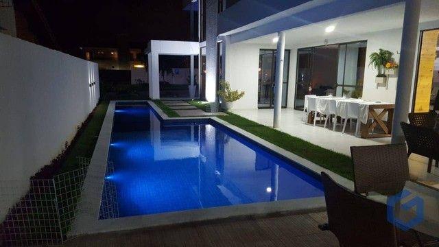 Casa com 5 dormitórios à venda, 508 m² por R$ 2.500.000,00 - Portal do Sol - João Pessoa/P - Foto 4