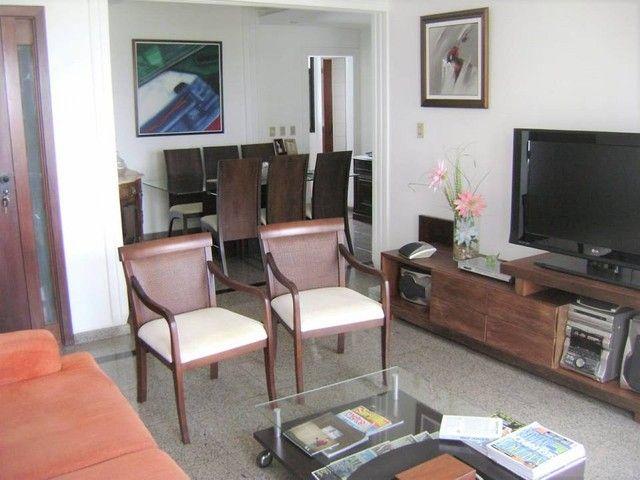 Apartamento para aluguel com 174 metros quadrados com 4 quartos em Candeal - Salvador - BA - Foto 3
