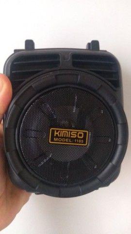 Caixa de som Kimiso