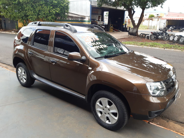 Duster Expression 2016 1.6 Flex Manual