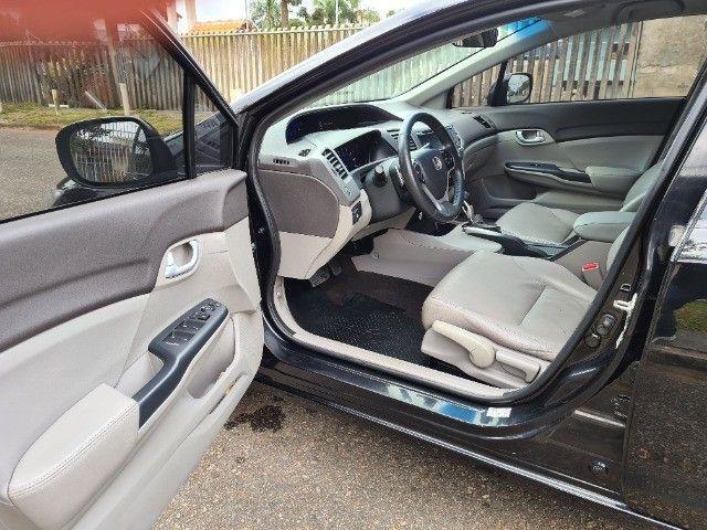 Civic lxr 2.0 automático 2014 - Foto 11