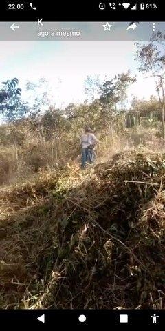 Roçar terreno