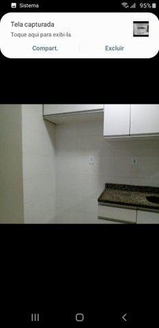 Alugo ótimo apartamento 2/4 mobiliado  no cond Jardim independência  - Foto 3