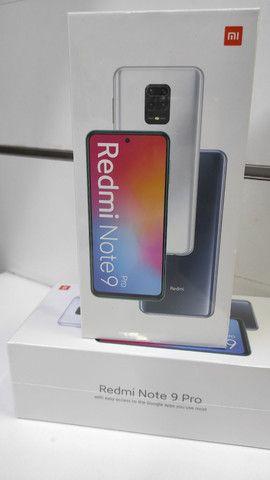 Note 9 Pro 128 da Xiaomi.. 6 de RAM 128 GB! Promoção.. LACRADO