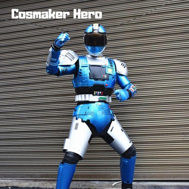Tokusatsu#Cosplay# Jaspion#Jiraya#KamenRider#Winspector#Solbrain#Cybercops#Ultraman# - Foto 3