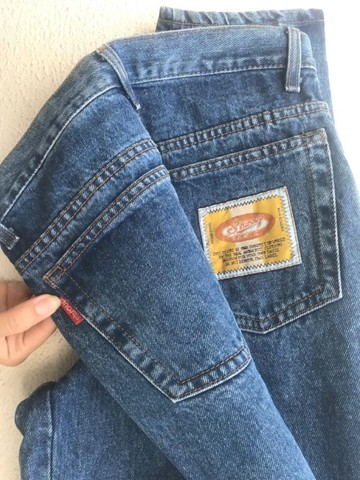 Calça Mom Jeans vintage  - Foto 2