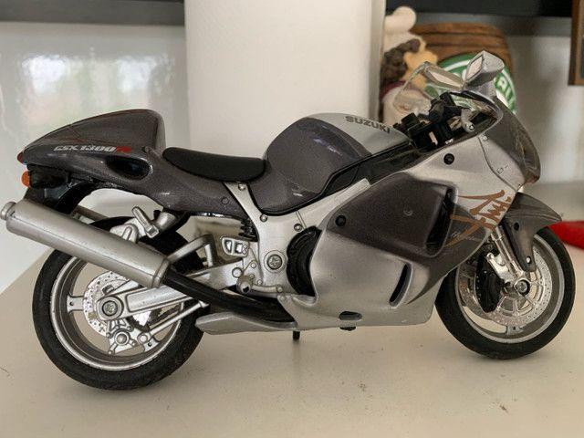 Miniatura Moto Suzuki Gsx 1300r - Foto 2