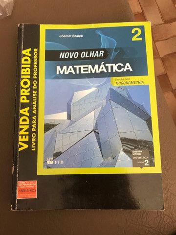 Livro de Matemática - Ensino Médio
