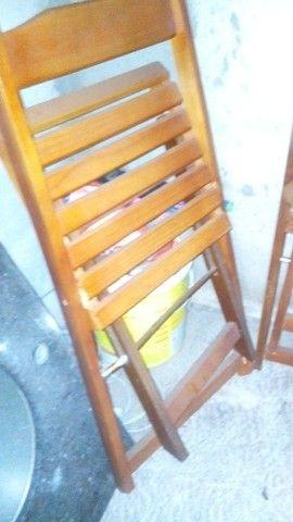 3 caldeiras em madeira , tipo dobrável flexível , só $25 cada unidades . - Foto 4