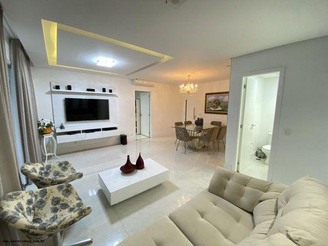 Apartamento para Venda em Salvador, Patamares, 3 dormitórios, 3 suítes, 5 banheiros, 2 vag