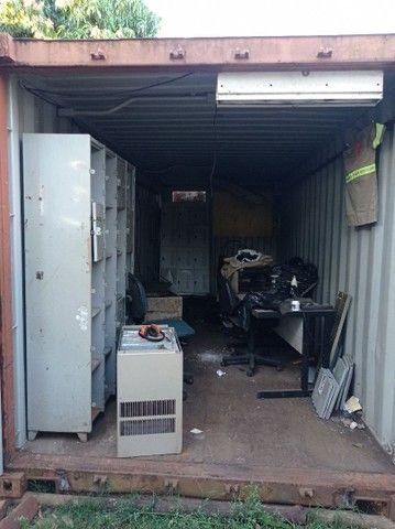 Container de 20 pés (6 metros)  - Foto 3
