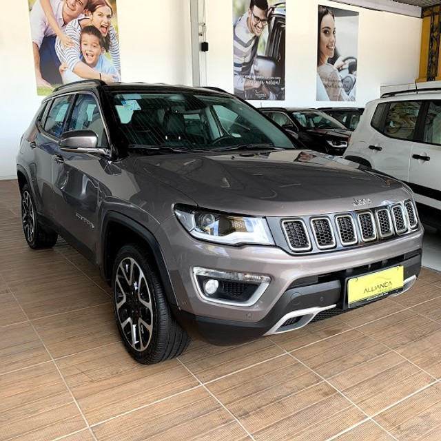 Jeep Compass Limited 2019 - Foto 2