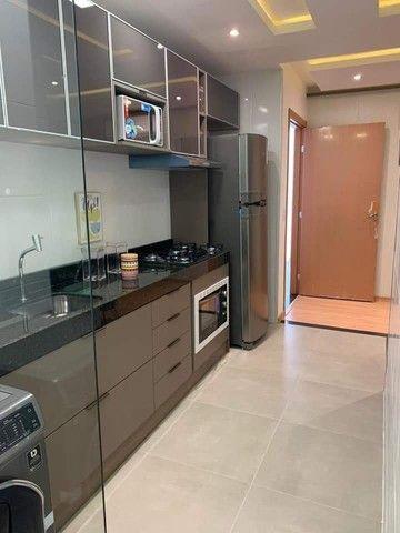 Apartamento à venda Jardim Carvalho - 2 dormitórios com suíte e sacada! - Foto 5