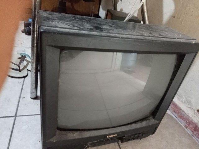 Tv CCE preta - Foto 2
