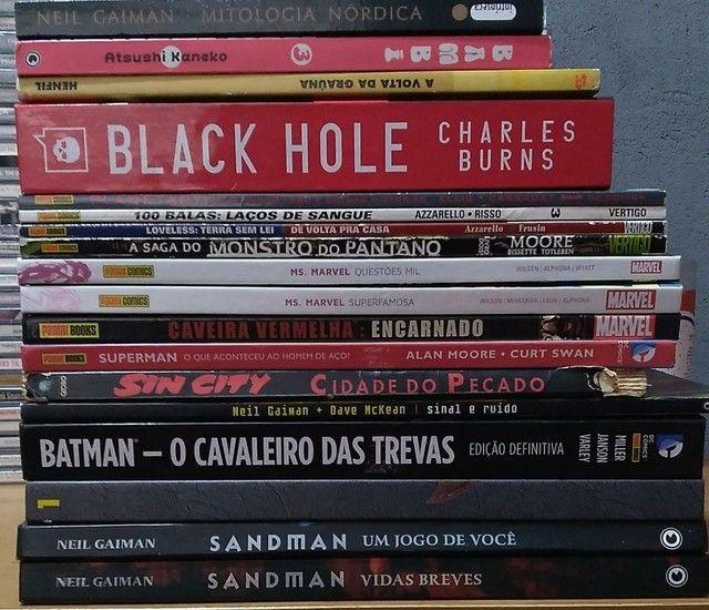 Hq,s Diversas a partir de 10,00 reais - Foto 2