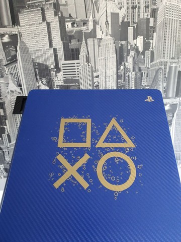 PlayStation 4 Slim Edição Days of Play - Foto 6
