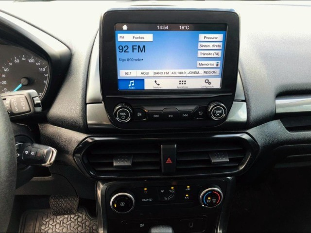 Ford Ecosport Se 1.5 Automática - 2020 - Super Nova - Foto 11