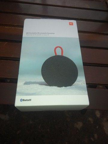 Xiaomi Mi Speaker Portable Bluetooth Mini Caixa De Som - Foto 3