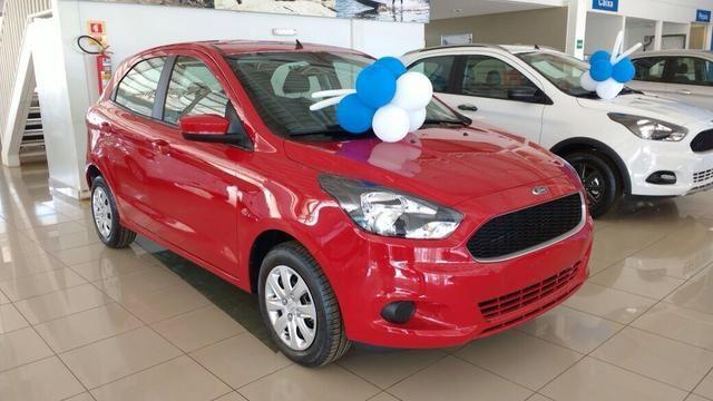 Ford Ka Se  Taxa  Imperdivel